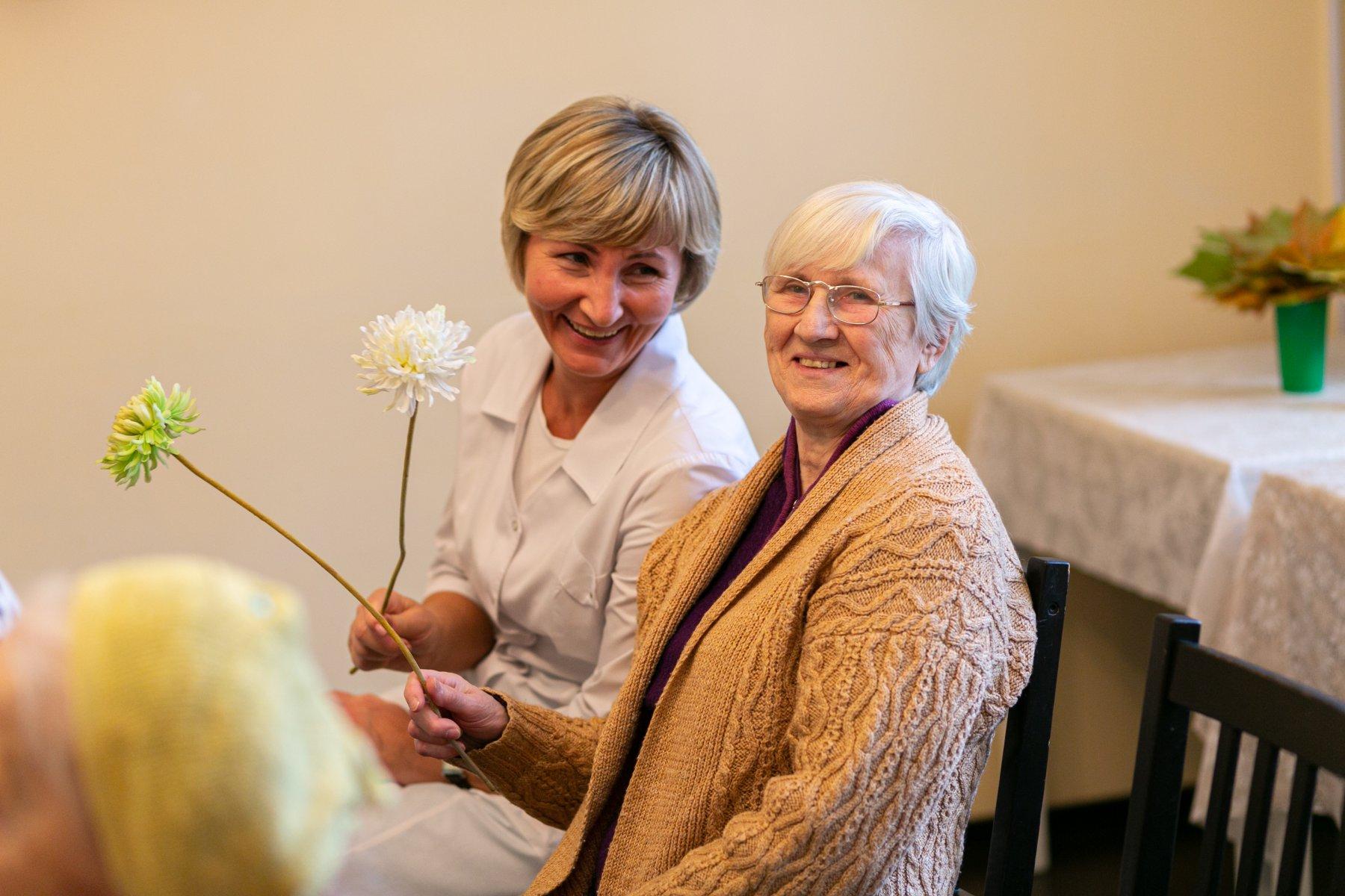 виду картинки пансионат для престарелых этой статье разберемся
